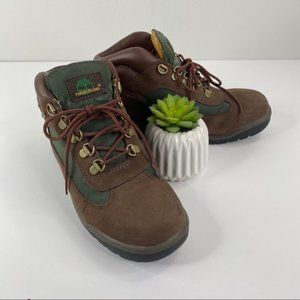 Timberland Field Beef & Broccoli Boots  Size 6